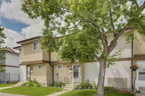 Townhouse for sale at 2316 139 Ave Nw Edmonton Alberta - MLS: E4165679