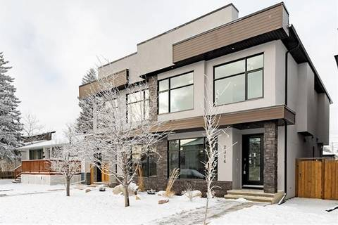 Townhouse for sale at 2316 23 Ave Southwest Calgary Alberta - MLS: C4196741