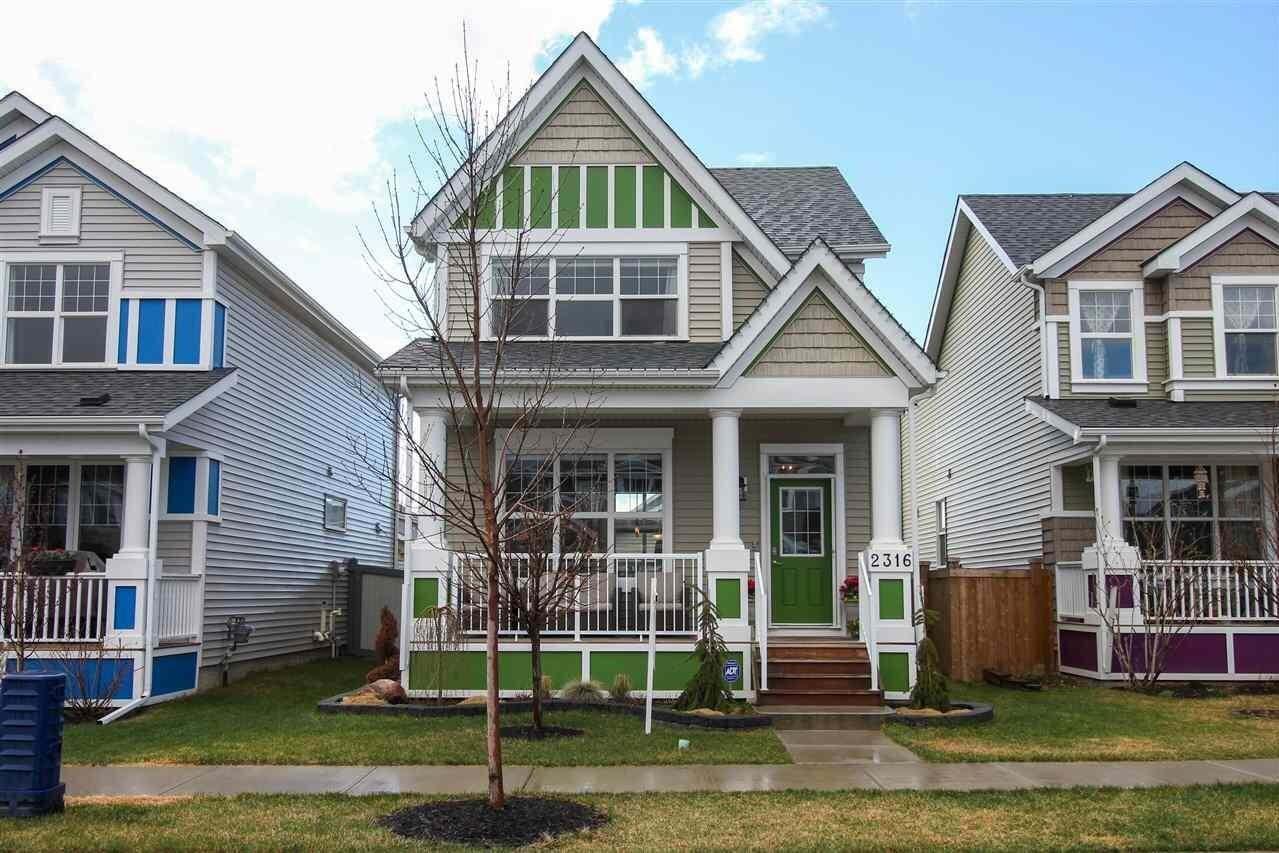 House for sale at 2316 73 St SW Edmonton Alberta - MLS: E4194761