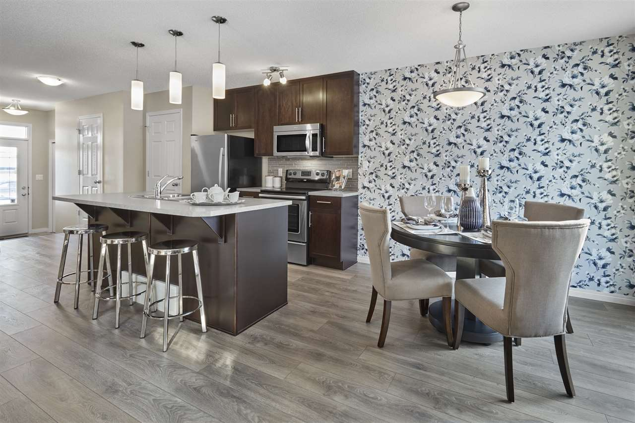 For Sale: 2316 86 Street, Edmonton, AB | 3 Bed, 3 Bath Townhouse for $349,999. See 7 photos!