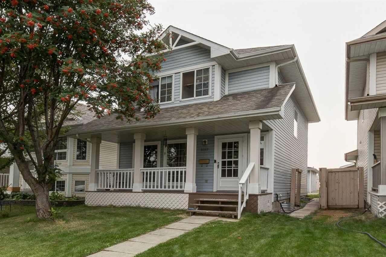 House for sale at 2317 39 Av NW Edmonton Alberta - MLS: E4215100