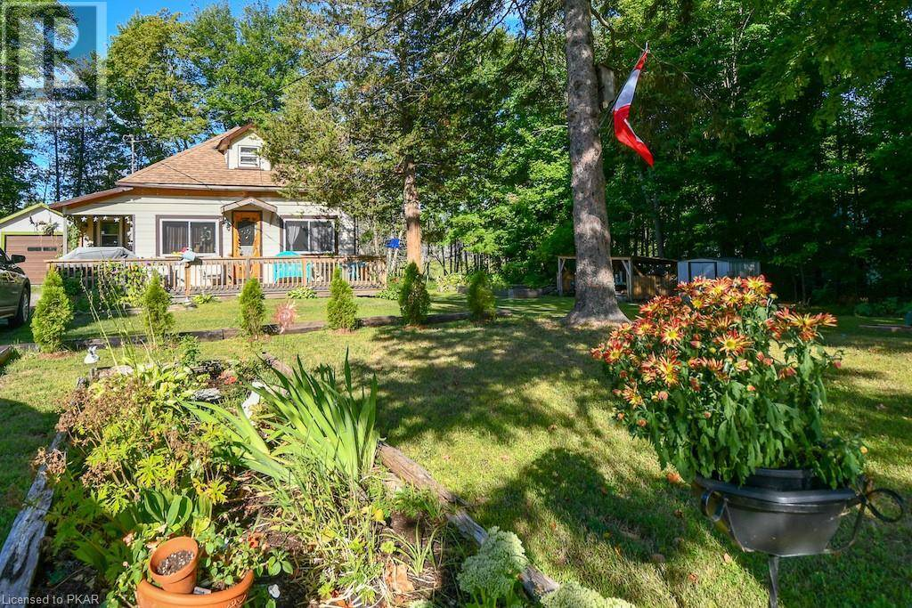 House for sale at 2318 Crowes Landing Rd Douro-dummer Ontario - MLS: 216253