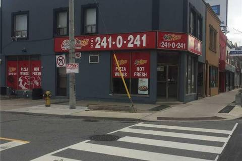 Commercial property for lease at 2318 Danforth Ave Toronto Ontario - MLS: E4711434