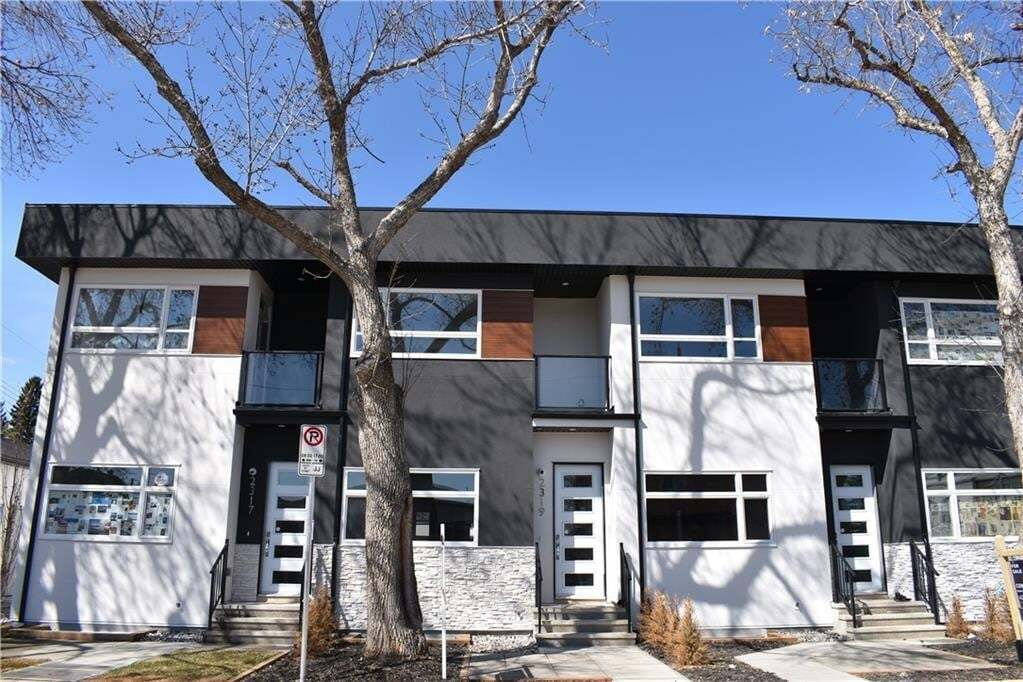 Townhouse for sale at 2319 1 St NW Tuxedo Park, Calgary Alberta - MLS: C4283158