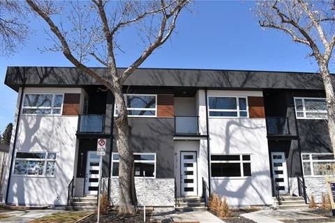 Townhouse for sale at 2319 1 St Northwest Calgary Alberta - MLS: C4283158