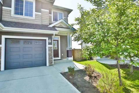 Townhouse for sale at 2319 76 St Sw Edmonton Alberta - MLS: E4154126