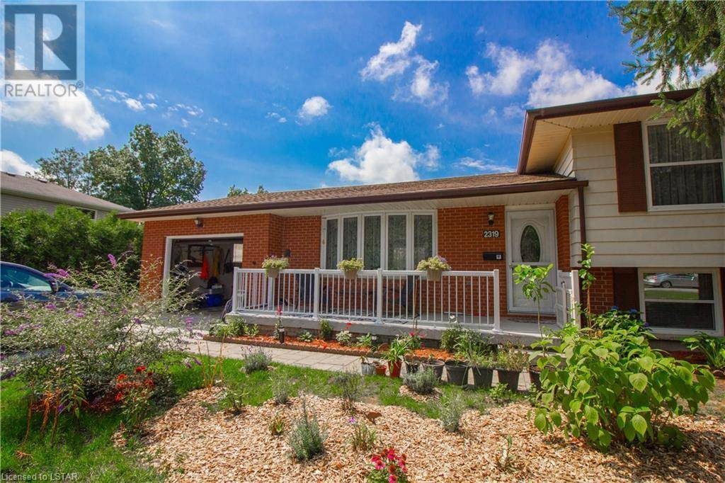 House for sale at 2319 Wellington St Mount Brydges Ontario - MLS: 217034