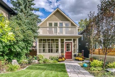 House for sale at 232 11 St Northwest Calgary Alberta - MLS: C4268119