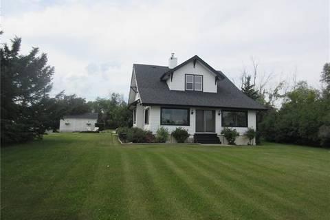 House for sale at 270016 232 Range Rd Unit 232 Rural Wheatland County Alberta - MLS: C4274440