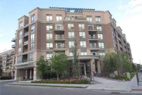 Condo for sale at 540 Bur Oak Ave Unit 232 Markham Ontario - MLS: N4549681