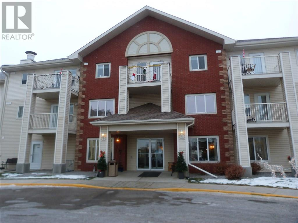 For Sale: 232 - 56 Carroll Crescent, Red Deer, AB | 1 Bed, 1 Bath Condo for $154,900. See 20 photos!