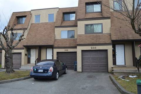 Townhouse for sale at 9458 Prince Charles Blvd Unit 232 Surrey British Columbia - MLS: R2348541
