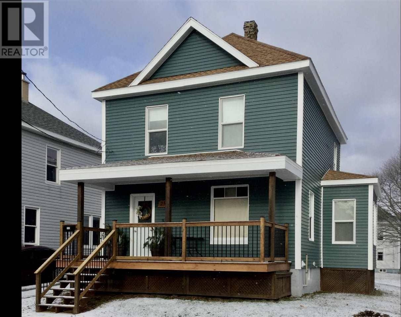 House for sale at 232 Acadia St New Glasgow Nova Scotia - MLS: 201927523