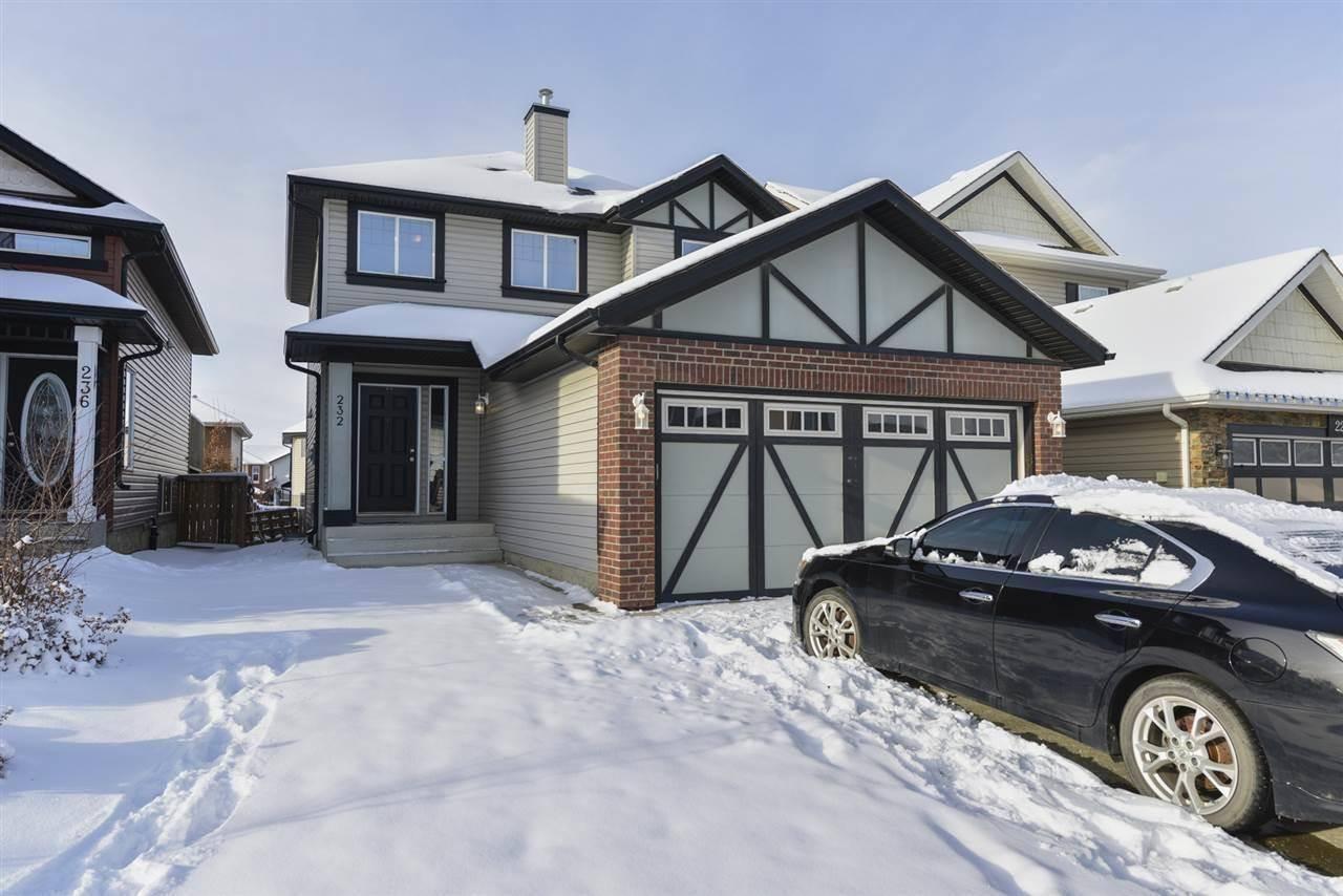 House for sale at 232 Ascott Cres Sherwood Park Alberta - MLS: E4179876