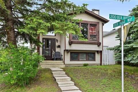 House for sale at 232 Deer Ridge Pl SE Calgary Alberta - MLS: C4305187