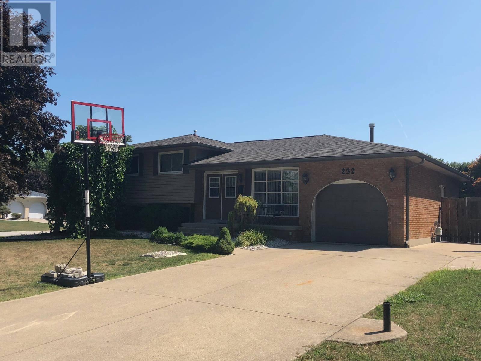 House for sale at 232 Gordon  Tecumseh Ontario - MLS: 19026217