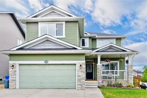 House for sale at 232 Hawkmere Cs Chestermere Alberta - MLS: C4261000