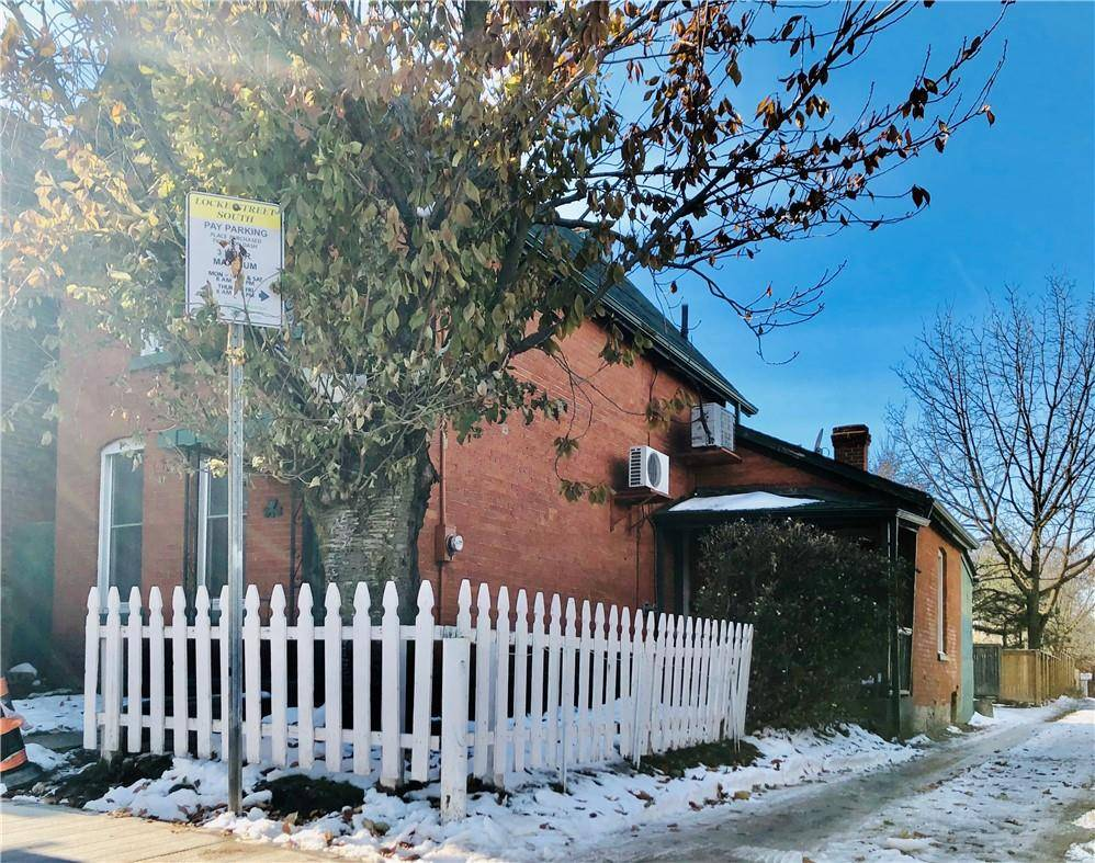 Residential property for sale at 232 Locke St S Hamilton Ontario - MLS: H4072554