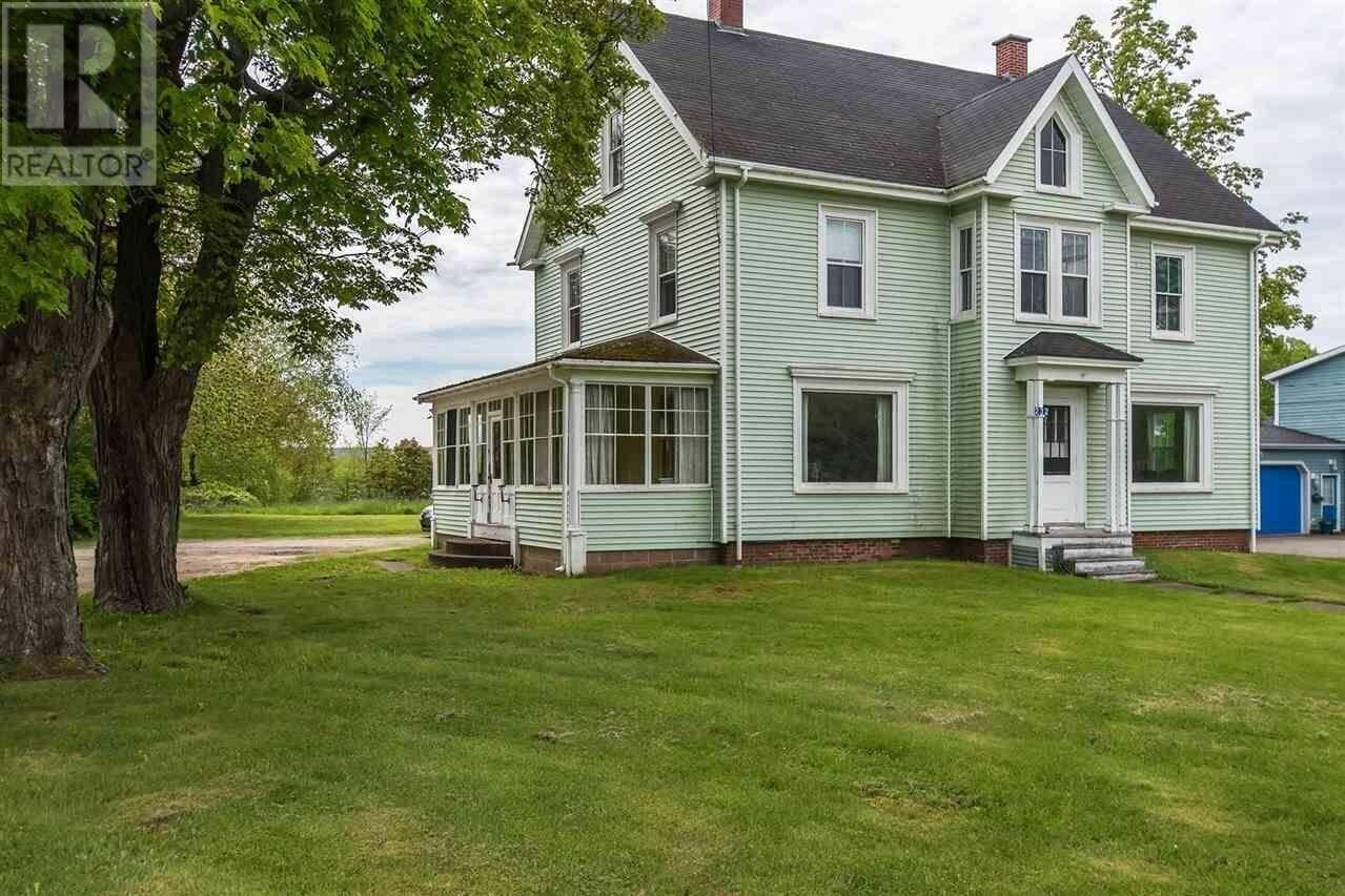 House for sale at 232 Main St Middleton Nova Scotia - MLS: 202006035