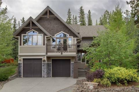 House for sale at 232 Miskow Cs Three Sisters, Canmore Alberta - MLS: C4207916