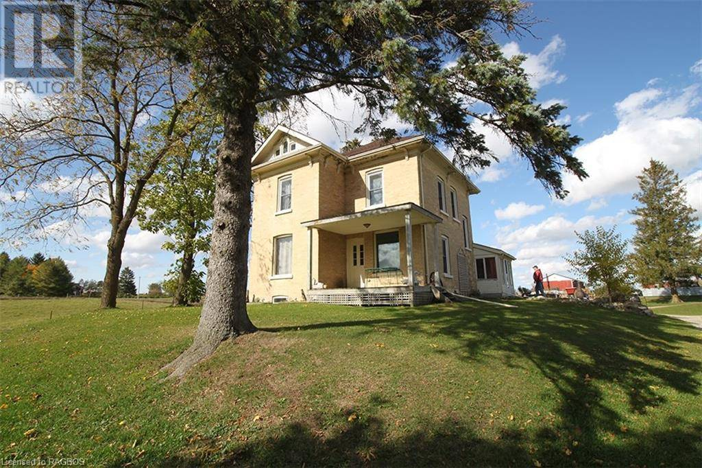 House for sale at 232 Turnberry-culross Rd West South Bruce Ontario - MLS: 229546