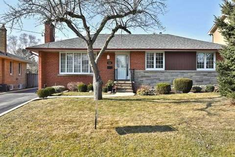 House for sale at 232 Wales Cres Oakville Ontario - MLS: W4389433