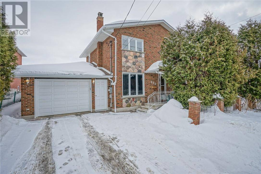 House for sale at 232 Whittaker St Sudbury Ontario - MLS: 2084263