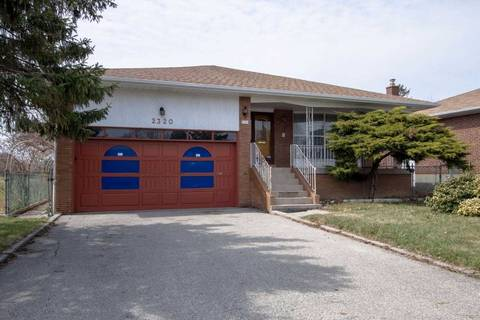 House for sale at 2320 Hensall St Mississauga Ontario - MLS: W4446310