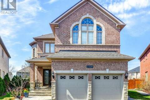 House for sale at 2320 Hertfordshire Wy Oakville Ontario - MLS: 30737469