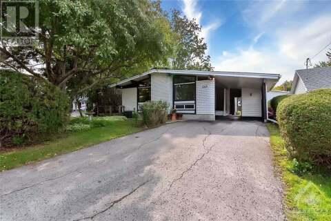 House for sale at 2320 Nerta St Ottawa Ontario - MLS: 1204928