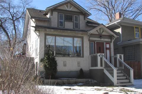 House for sale at 2320 Quebec St Regina Saskatchewan - MLS: SK801626