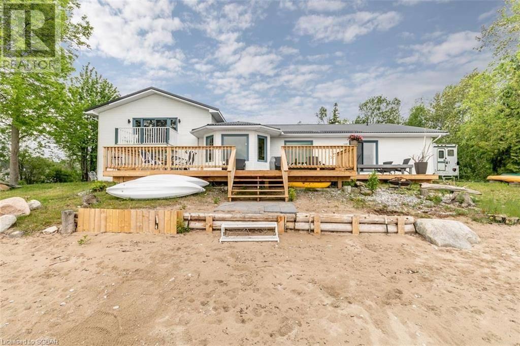 House for sale at 2320 Shore Ln Wasaga Beach Ontario - MLS: 224608