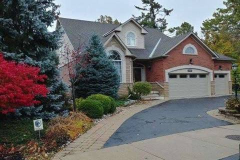 House for sale at 2320 Woodridge Wy Oakville Ontario - MLS: W4605314