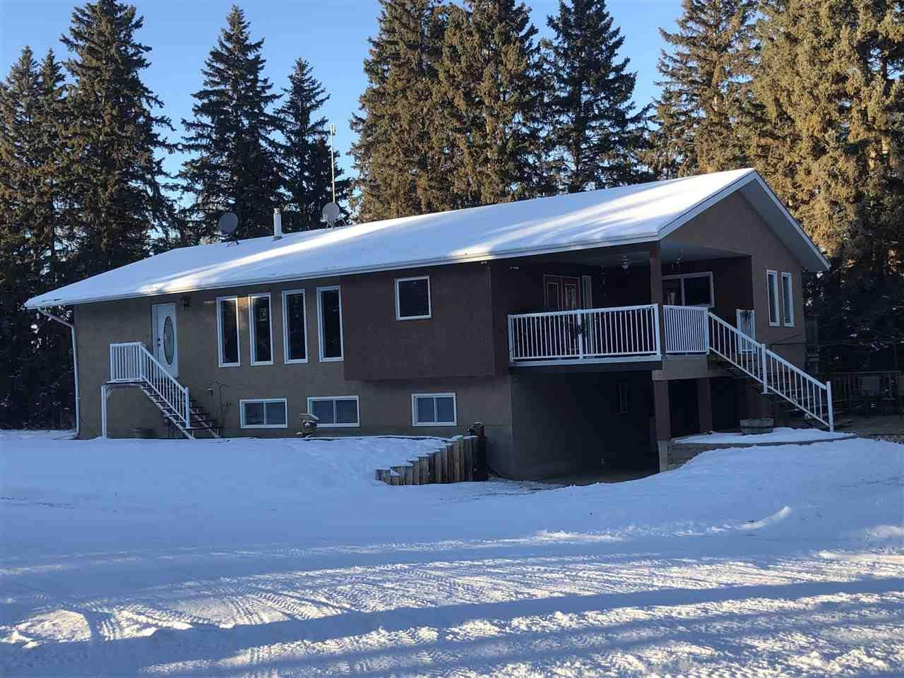House for sale at 232038 Twp Rd Rural Wetaskiwin County Alberta - MLS: E4173795