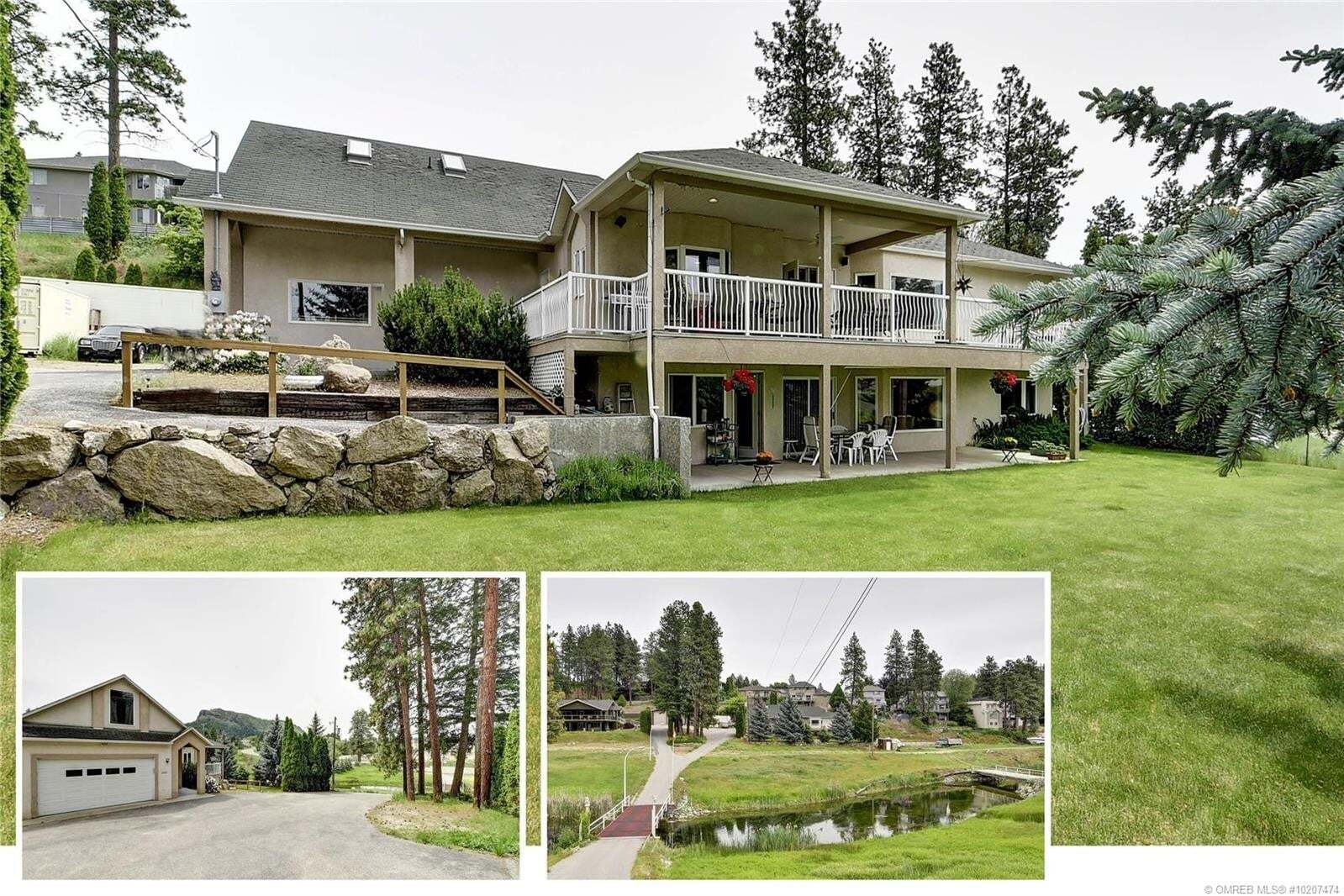 House for sale at 2321 Westlake Rd West Kelowna British Columbia - MLS: 10207474