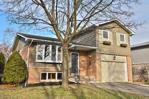 House for sale at 2321 Wyandotte Dr Oakville Ontario - MLS: W4687136