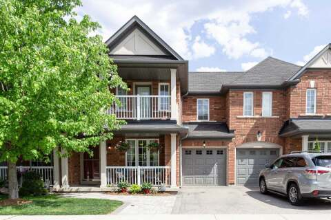 Townhouse for sale at 2322 Saddlecreek Cres Oakville Ontario - MLS: W4783226