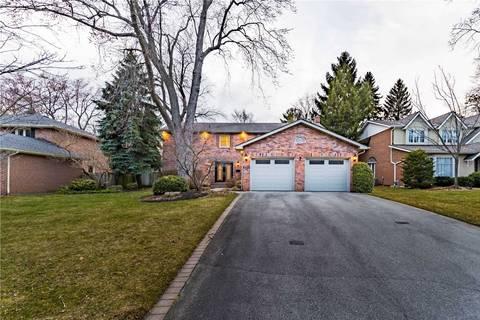 House for sale at 2323 Bennington Gt Oakville Ontario - MLS: W4725869