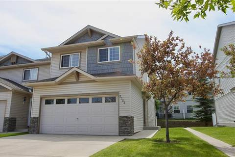 Townhouse for sale at 2323 Eversyde Ave Southwest Calgary Alberta - MLS: C4256623
