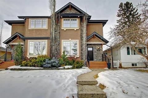 Townhouse for sale at 2325 22 St Northwest Calgary Alberta - MLS: C4283252