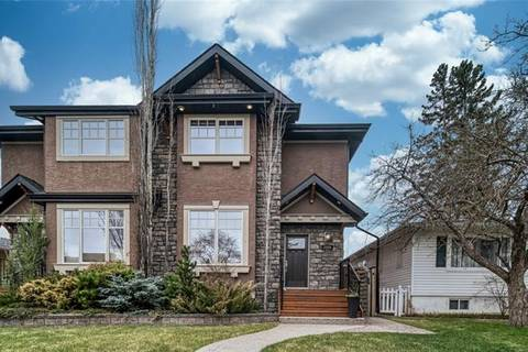 Townhouse for sale at 2325 22 St Northwest Calgary Alberta - MLS: C4295970