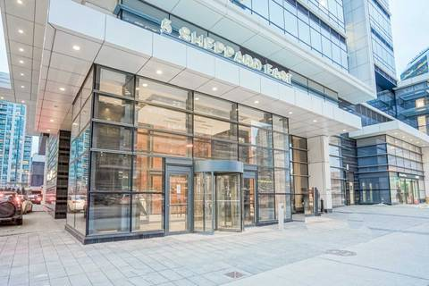 Condo for sale at 5 Sheppard Ave Unit 2325 Toronto Ontario - MLS: C4696844