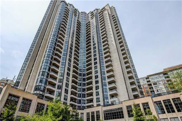 Sold: 2325 - 500 Doris Avenue, Toronto, ON