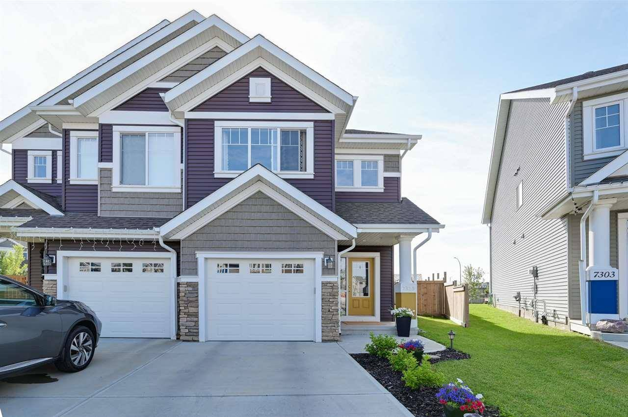 Townhouse for sale at 2325 73 St Sw Edmonton Alberta - MLS: E4167800