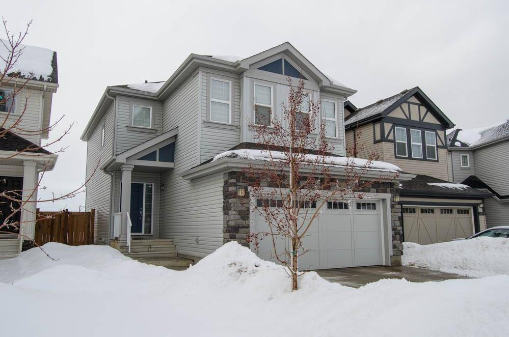 House for sale at 2326 Cassidy Wy Sw Edmonton Alberta - MLS: E4188321