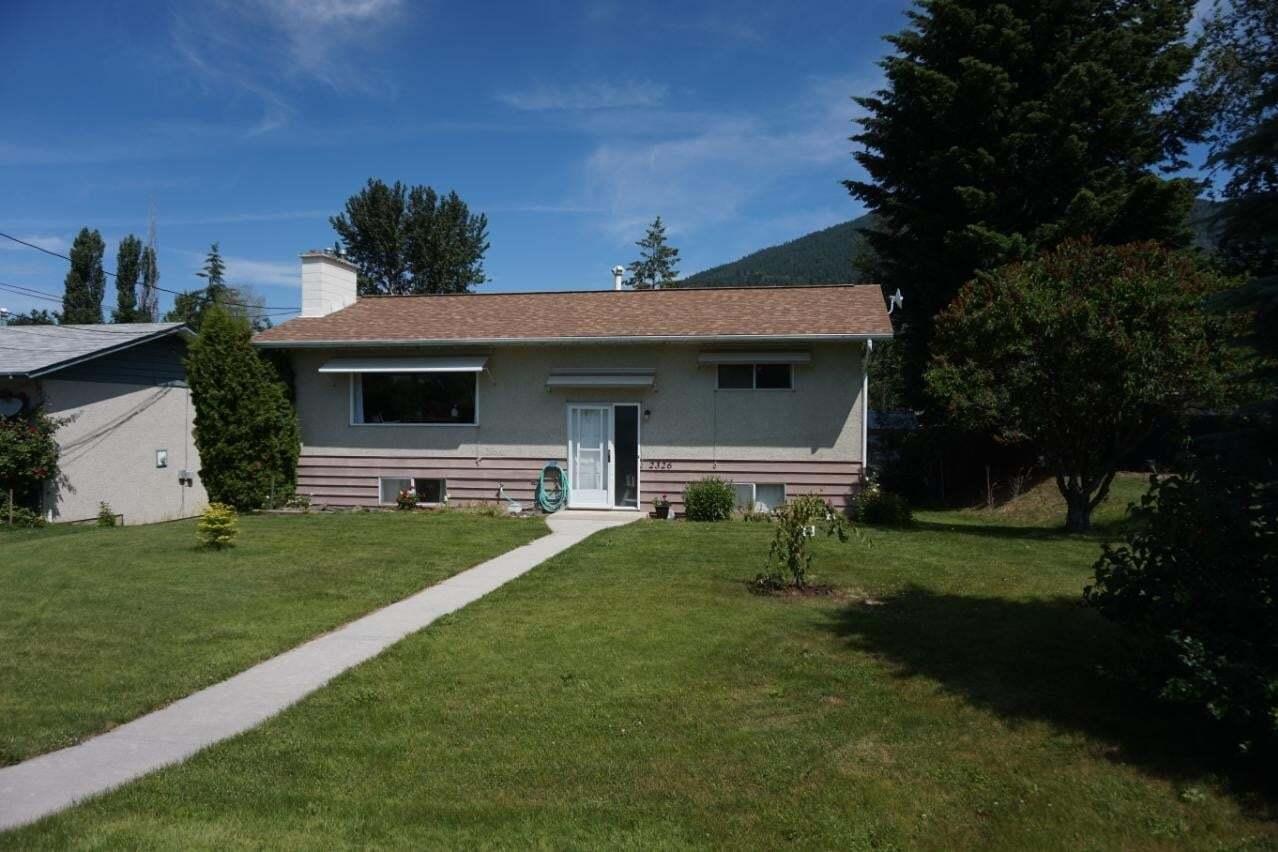 House for sale at 2326 Cedar Street  Creston British Columbia - MLS: 2452817