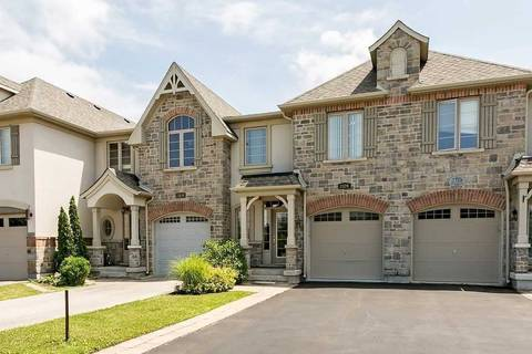 Townhouse for sale at 2326 Whistling Springs Cres Oakville Ontario - MLS: W4623009