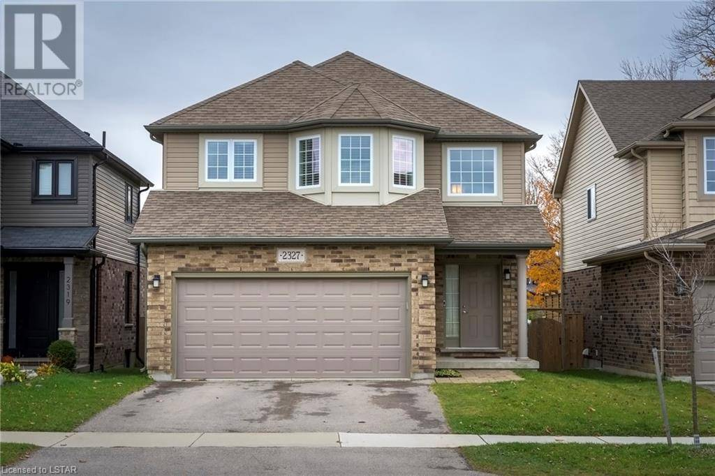 House for sale at 2327 Buroak Dr London Ontario - MLS: 239454