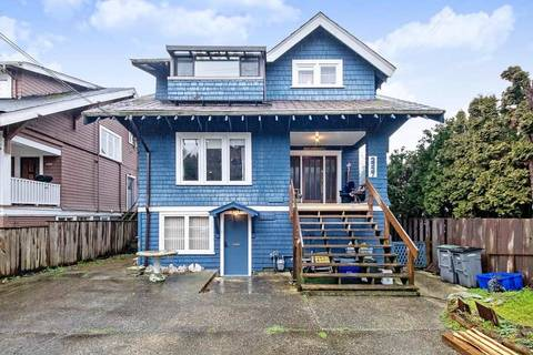 House for sale at 2327 Collingwood St Vancouver British Columbia - MLS: R2433577