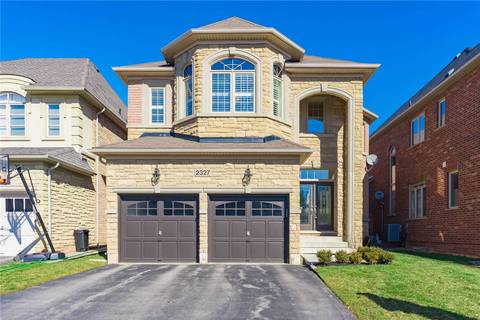 House for sale at 2327 North Ridge Tr Oakville Ontario - MLS: W4712358